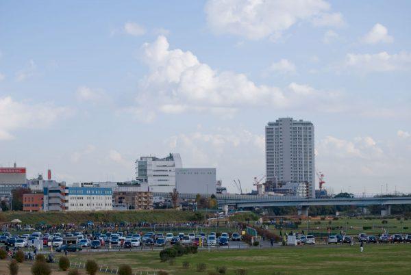 多摩川緑地バーベキュー広場