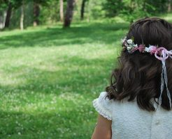 卒園式 髪型 女の子